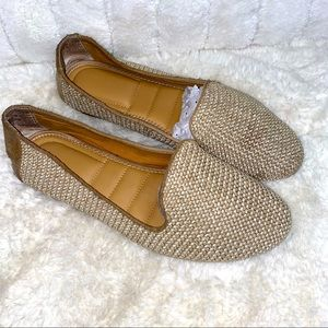 Me Too Yard Loafers Tan Size 11